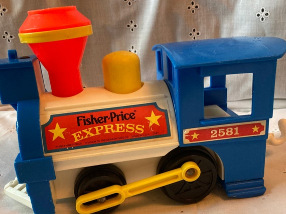 Fisher Price Express Train Engine