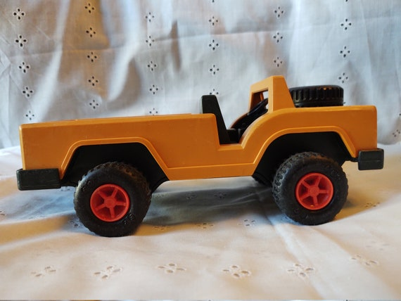 Fisher Price 304 Safari Jeep