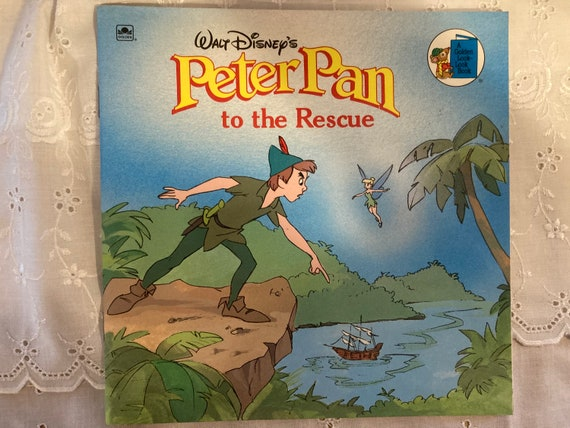 Walt Disney's Peter Pan to the Rescue