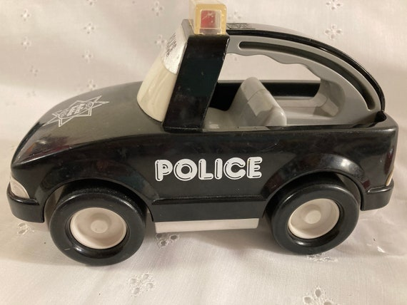 1987 My First Buddys Police Car