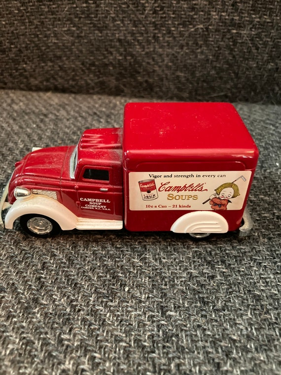 Campbell's Soup Mini Dodge Truck