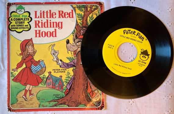 Peter Pan Players Presents A Complete Story with Songs and Sound Effects - Little Red Riding Hood