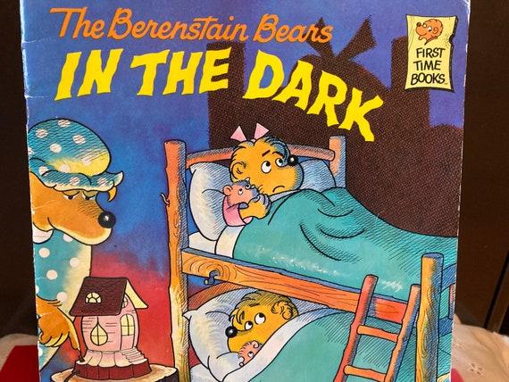 1982 Berenstains Bears In the Dark by Stan and Jan Berenstain