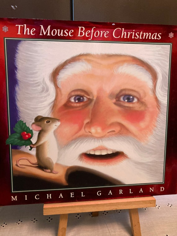 The Mouse Before Christmas -