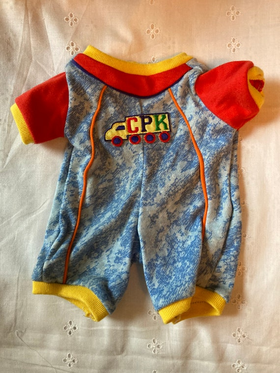 New Born Cabbage Patch Outfit - Cabbage Patch New Born Clothing