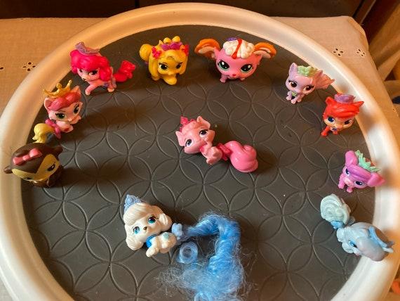 """Disney Princess Palace Pets, 1.5"""" Mini Pet Figures - 10 Mini Disney Princess Palace Pets"""