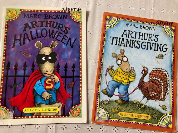 Vintage Arthur's Holiday Collection by Marc Brown