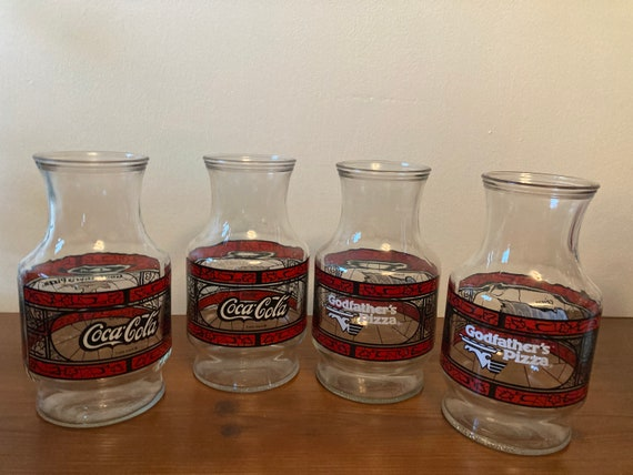 1970's Retro Godfathers Coca Cola Pitcher Decanter