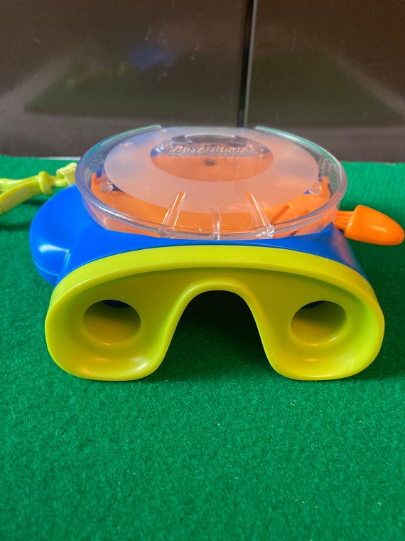 2002 Fisher Price Viewmaster with Slides - 2002 Fisher Price Viewmaster RARE