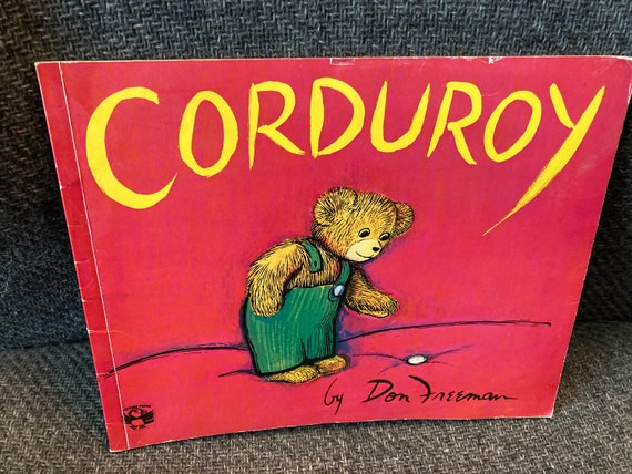 1976 Corduroy by Don Freeman