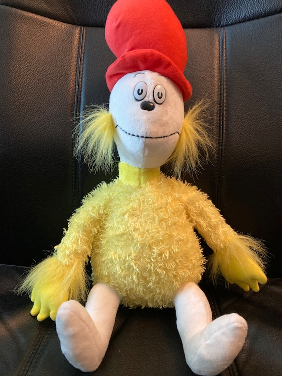 Rare 1960's Dr Seuss Plush Sam I Am - Kohl's Cares For Kids