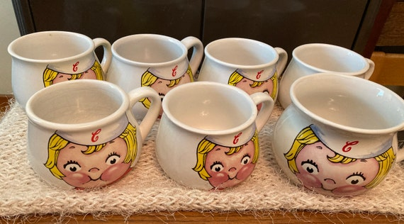 Campbell Soup Dolly Dingle Mugs