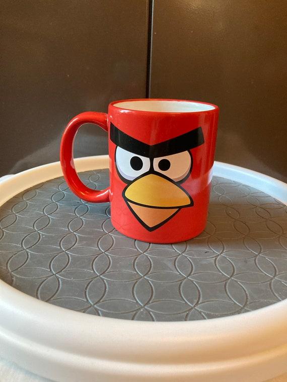 Angry Bird Mug - Rovio Angry Birds Red Coffee Mug 2009-2011
