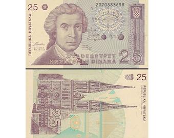 YUGOSLAVIA 10000 Dinara Banknote World Paper Money UNC Currency Pick p116a Bill