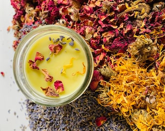 Calendula Infused Intention Body Salve