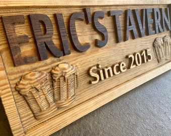 3d Wood Signs Custom And Wedding Signs For By Verywoodbasement