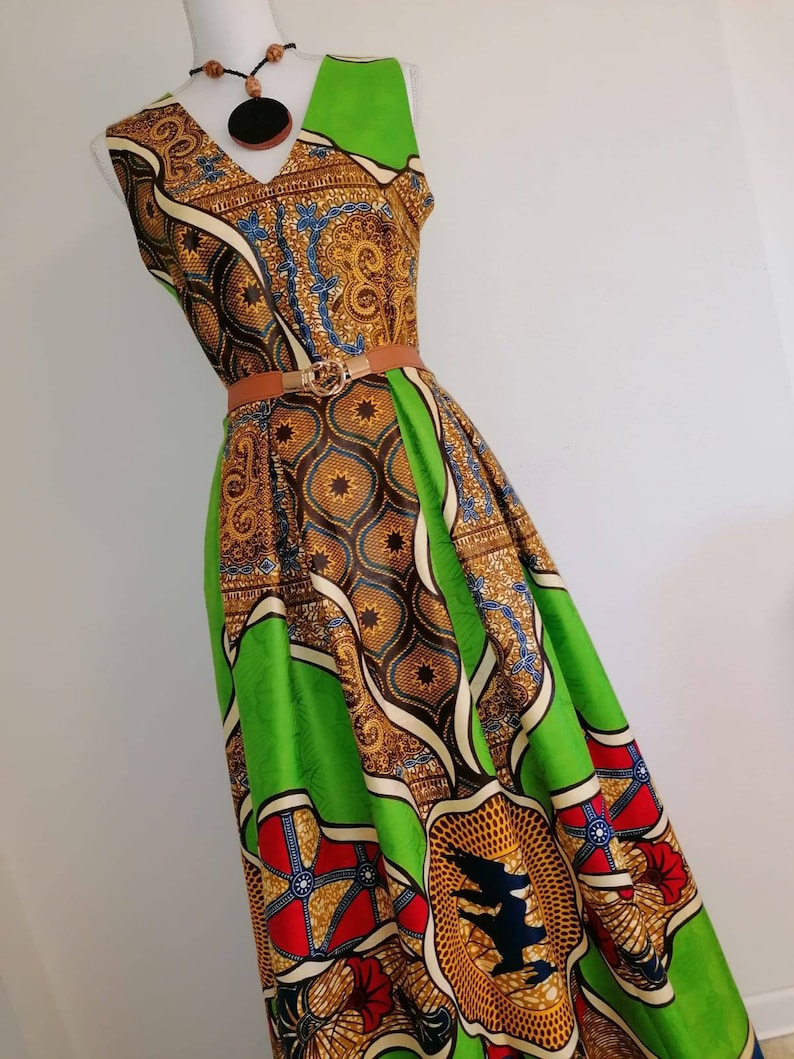 african fashion brocade dress brocade dress african clothing woman African maxi dress african long dress from bazin