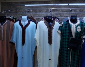 Moroccan Kaftan Craft