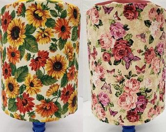 Harvest Sunflowers Water Bottle Cover for 3 or 5 Gallon Bottle