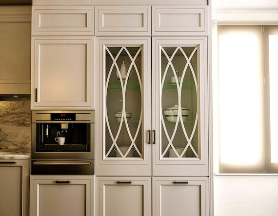 Mullion Insert For Cabinet Glass Door Mullion Mullion Etsy