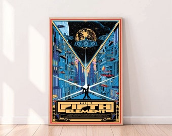 Fifth element poster   Etsy