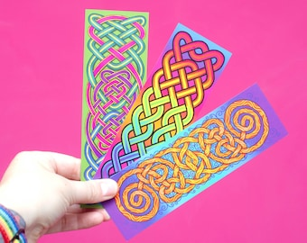 Knotty Bookmarks