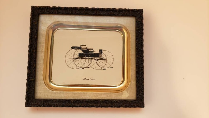 Vintage carriage lithographs