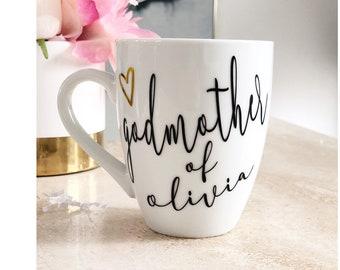 Godmother Mug Etsy