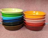 Pick Your Color Vintage Fiestaware Medium Bowls Sold Individually