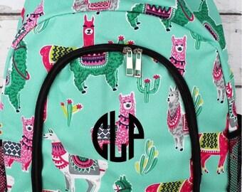2d9c3ffbbfa3 Llama backpacks | Etsy