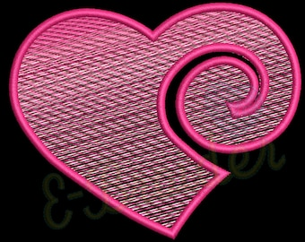 leather /& cork friendly 3 hoop sizes for instant download HAPPY HEARTS mandalawreath 3 variations USA made