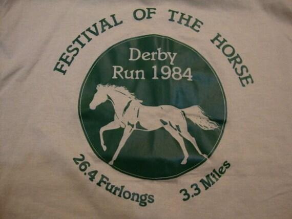 Vintage Ak Sar Ben Omaha Society Horse Race Show Pin Dated 1984 dr55