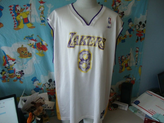 Vintage Los Angeles Lakers Kobe Bryant Jersey 4XL