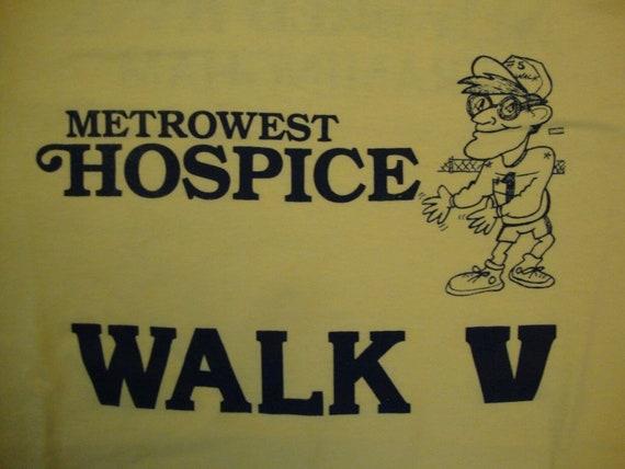 Vintage Metrowest Hospice Walk V New World Bank Fr