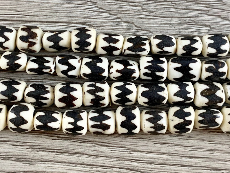 Bone Beads From Africa