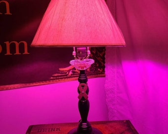 Breast Cancer Awareness Table Lamp
