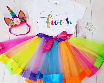0d4fec6906852 Unicorn dress | Etsy