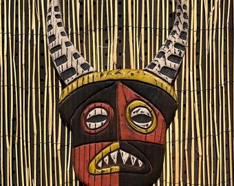 Adventure Mask - Jungle Cruise Fan Art