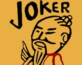 Mah Jongg Accessories Joker Stickers Traditional American Jokers VARIOUS