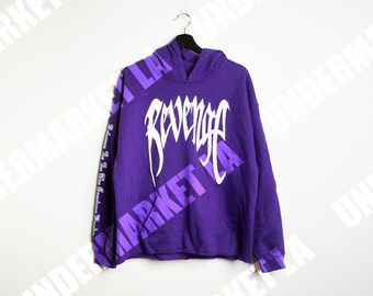 Revenge hoodie | Etsy