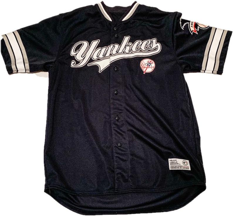 best service 3ae3d 2e143 New York Yankees Jeter jersey