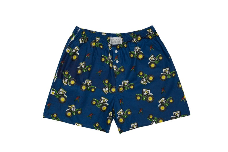 Tractor Boxer Shorts