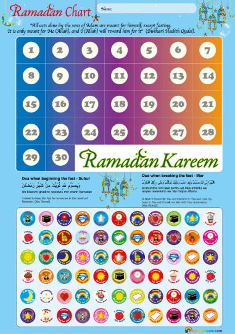 Ramadan Kalender Für Kinder