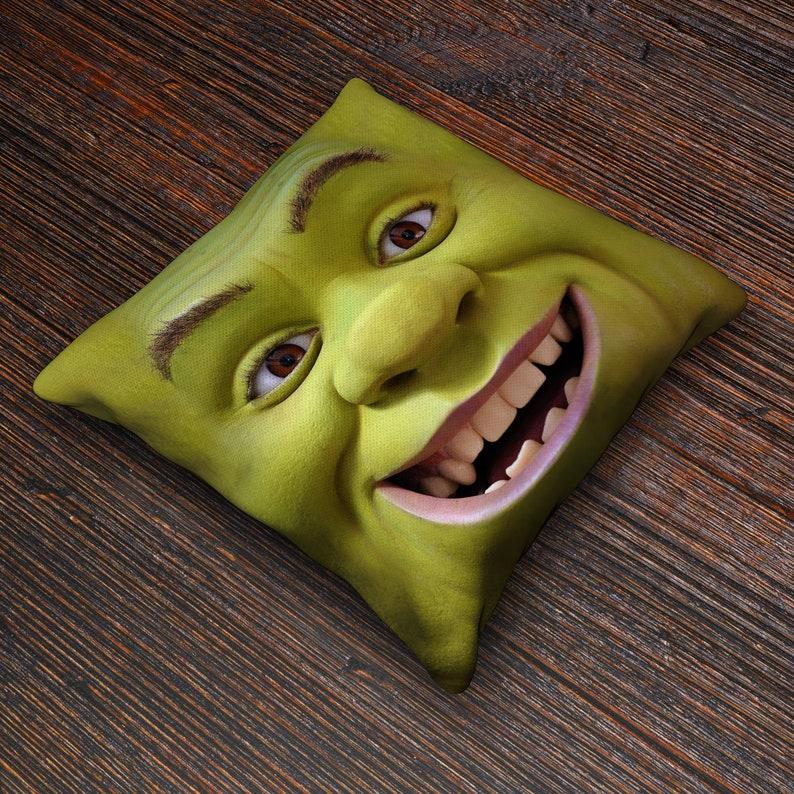 Don/'t you need a god of memes? Shrek Pillow