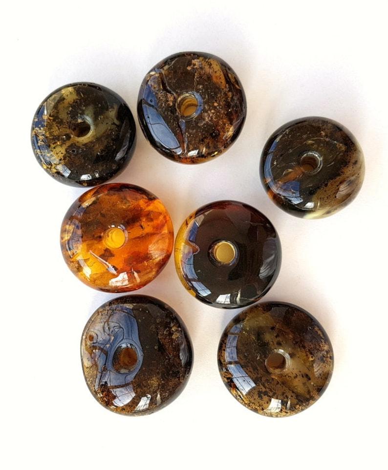 natural amber stone pendants with hole wholesale amber wholesale amber pendants Baltic amber 7 Baltic amber amulets,massive amber donut