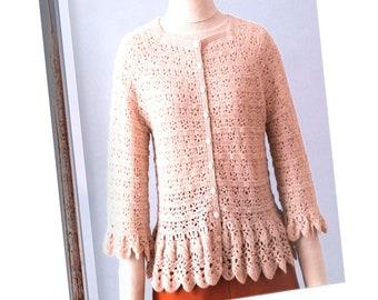 Japan knit Japanese hand knit magazine japan Japan knit book crochet clothes pdf Japanese Books Knitting patterns japan