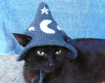Gift for Cat Lover Spider hat for kitten Spider Hat for Cat,Halloween pet costume Cat Accessories