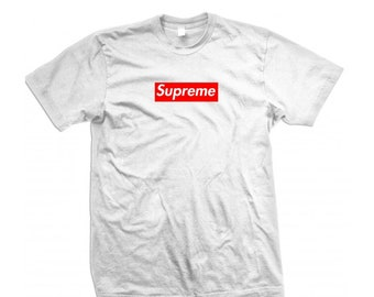 b45c74ac01fe Supreme Inspired T shirt. High quality print. Many colors and sizes to  choose.