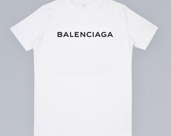 06171efeee1c Balenciaga Inspired T shirt. High Quality print! Many sizes and colors to  choose.