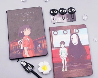 Anime Journal Etsy